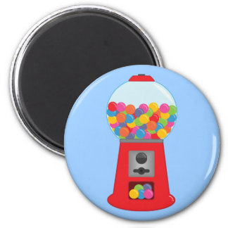 Gumball Machine Magnet