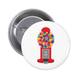 gumball machine pinback button