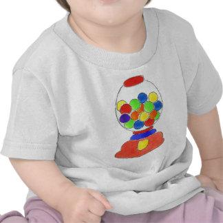 Gumball Machine Tee Shirts