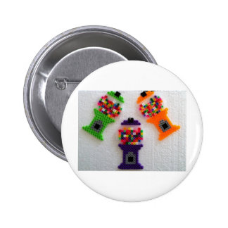Gumball Machines Buttons