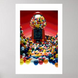 Gumballs #1-Poster Poster