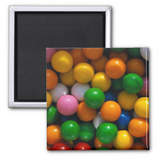 gumballs 2 inch square magnet