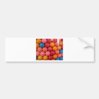 Gumballs Bumper Sticker