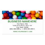 Gumballs Business Cards