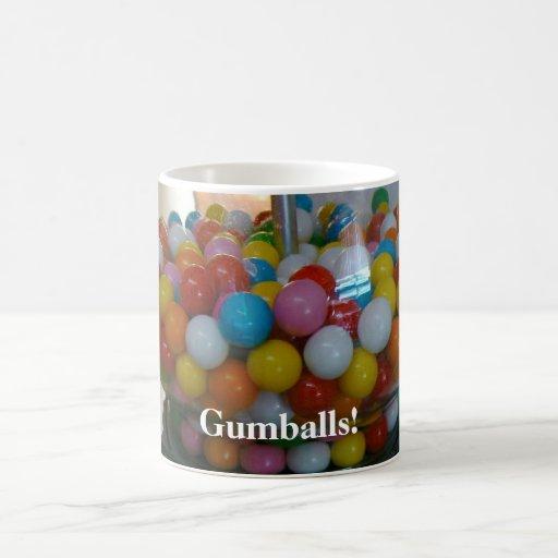 Gumballs! Coffee Mug