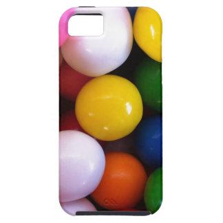 Gumballs delicioso iPhone 5 protectores