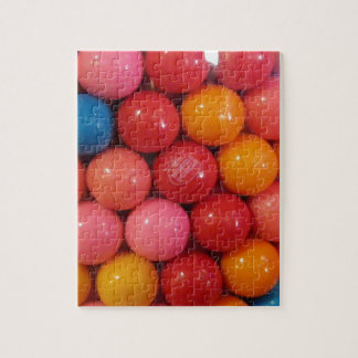 Gumballs Jigsaw Puzzle