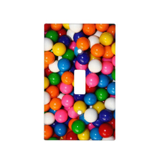 Gumballs Light Switch Cover