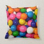 Gumballs Pillow