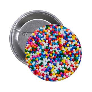 Gumballs Pin Redondo 5 Cm