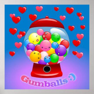 Gumballs Poster