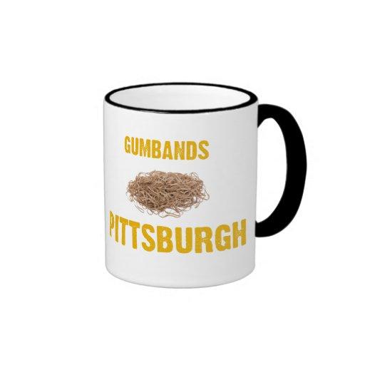 GUMBANDS COFFEE MUGS