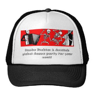 Gumbo Diablo Baseball Hat