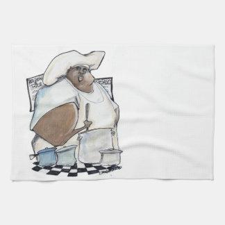gumbo gibbons horizontal fold kitchen towel