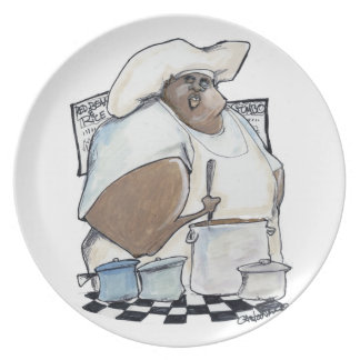 gumbo gibbons kitchen party plates