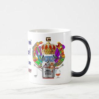 Gumbo King Mardi Gras View Hints please Magic Mug