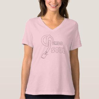 Gumbo Soul Pink Ladies Tee