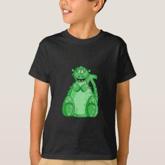 Gumby la camiseta verde