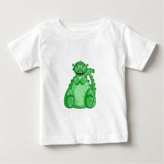 Gumby la camiseta verde de los bebés