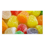 Gumdrops Candy Business Card