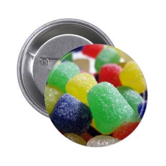 Gumdrops Galore Pinback Button