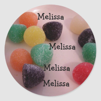 gumdrops stickers for: Melissa