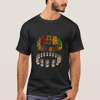 Gummi Bear Halo Reflection DARK T-Shirt