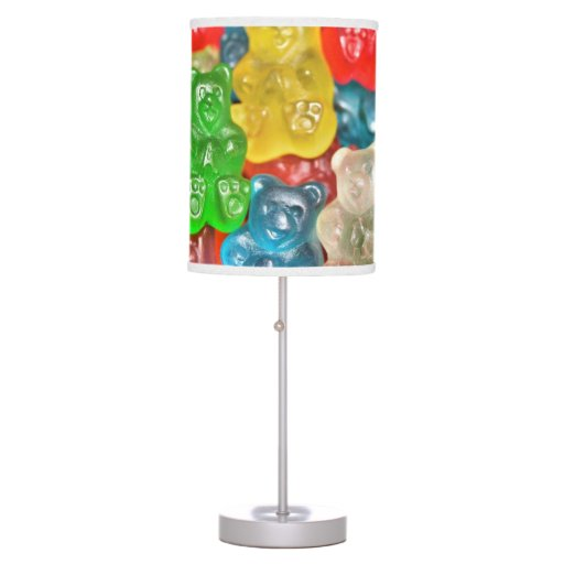 Gummi Bears Collage Fun For Kids Adults Cute Table Lamps