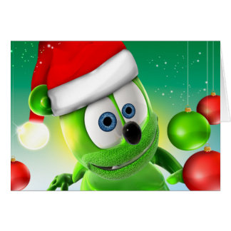 Gummibär Christmas Card
