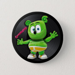Gummibär DJ Vinyl Record Button