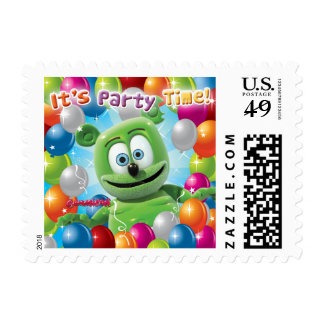 Gummibär Party Stamps