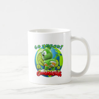 Gummibär (The Gummy Bear) Earth Day Mug