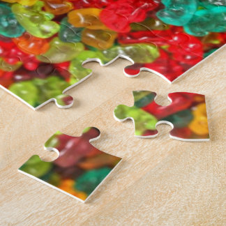 Gummie Bear 8x10 Photo Puzzle with Gift Box