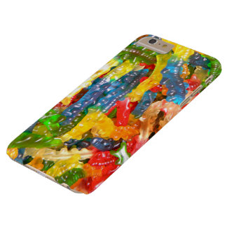 Gummie Worm Candies Barely There iPhone 6 Plus Case