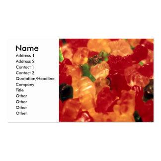 Gummies Business/Profile Card Business Card