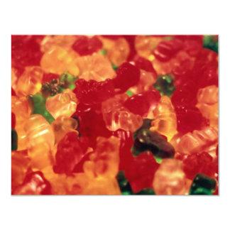 Gummies Invitation