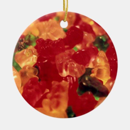 Gummies Ornament