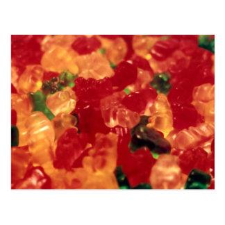 Gummies Postcard