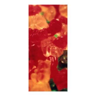 Gummies Rack Card