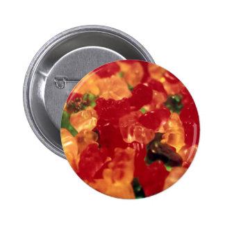 Gummies Round Button
