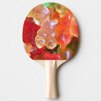 Gummy All Your Lovin' Ping-Pong Paddle