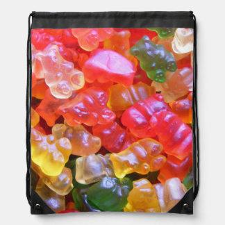 Gummy All Your Lovin' Drawstring Backpack