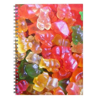 Gummy all your Lovin' Spiral Notebook