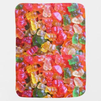 Gummy All Your Lovin' Swaddle Blanket