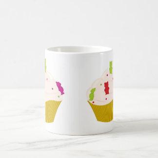 Gummy bear cupcake coffee mug