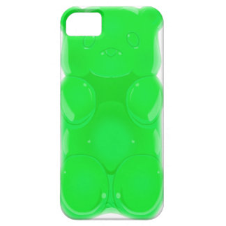 Gummy bear iPhone Case GREEN APPLE iPhone 5 Cases