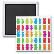 Gummy Bear Magnet