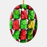 Gummy Bear Ornament