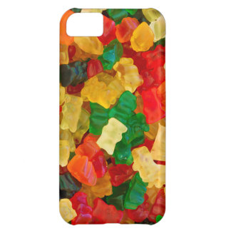 Gummy Bear Rainbow Colored Candy iPhone 5C Case