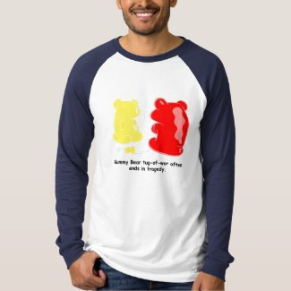 Gummy Bear Tug-of-War T-Shirt